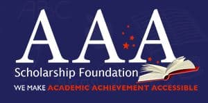 AAA Scholarship Foundation logo